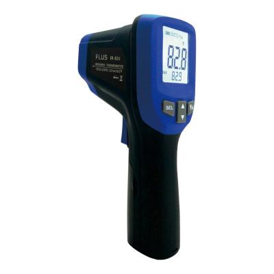 Пірометр (-30…+350 С, 12:1, змінний коеф. емісії) FLUS IR-826