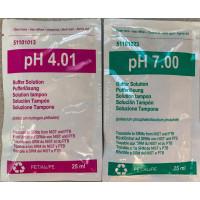 Набір саше з калібрувальними розчинами для pH-метрів XS Set CAL pH BIS SACHET 25ml (1x25 мл pH4 + 1x25 мл pH7)