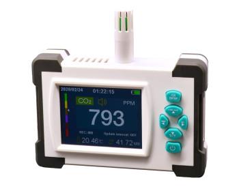 Монітор-логер CO2, вологості і температури Walcom SR-510 - 1457520803 - Фото - 1