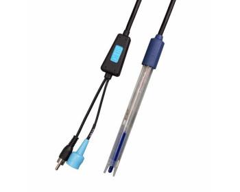 PH-електрод XS 201T із термодатчиком і DHS (BNC, 1 м)