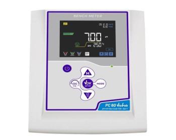Лабораторний pH-метр/кондуктометр XS PC 60 VioLab DHS Complete Kit (з електродом 201T DHS і коміркою 2301T) - 1457520830 - Фото - 1