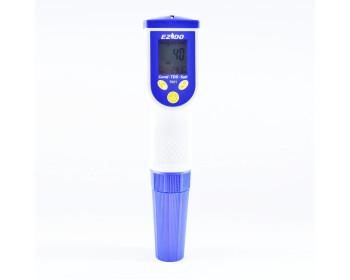 Кондуктометр/TDS-метр/солемір/термометр водозахищений з АКТ EZODO 7021 - 1457523020 - Фото - 1