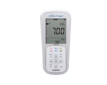 PH-метр/кондуктометр HORIBA LAQUAact PC110 (pH, mV, Cond, Salt, TDS) - 1457521444 - Фото - 1