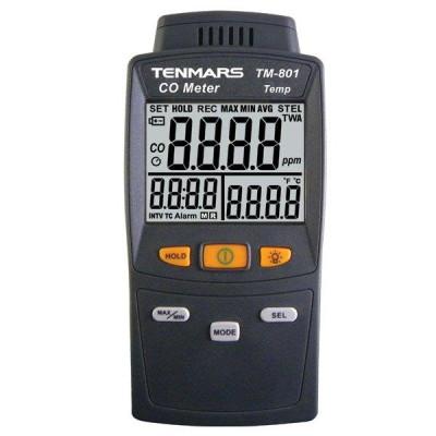 Газоаналізатор чадного газу TENMARS TM-801