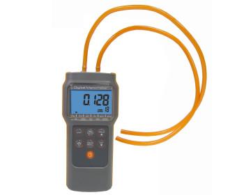 Дифманометр цифровий 1 psi (+/- 6895 Па) AZ-82012 - 1457522431 - Фото - 1