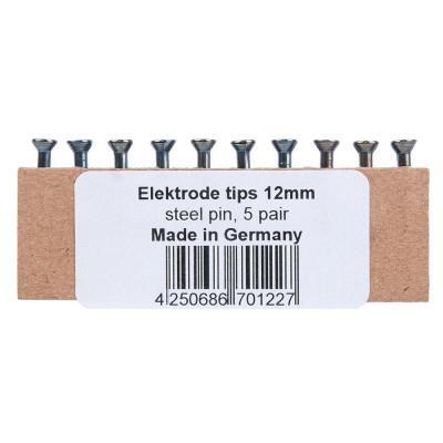 Иглы для влагомера Exotek MC-460 для зондов S-10 и S-30 - 12 мм, комплект 10 шт