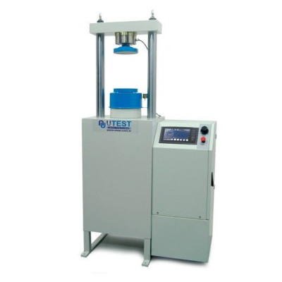 Автоматический пресс для испытания цементных образцов на сжатие и изгиб UTМ-6431
