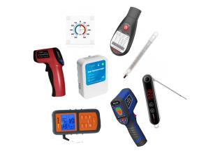 Оборудование для измерения температуры