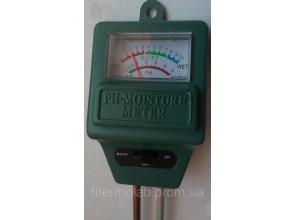 Измеритель кислотности от 3 до 10 рН и влажности грунта МР-330
