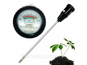 Анализатор почвы ZD-06 РН 3-8 RH 10-80 для измерения кислотности и влажности