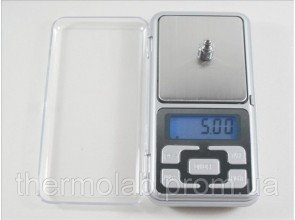 Весы цифровые MH138-Series001g100g с функцией счета и съемной крышкой