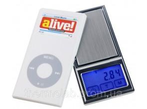 Весы цифровые DH01001g100g с сенсорным дисплеем