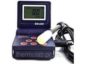 Оксиметр EZODO PDO-408 DO 0-20 ppm O20-200 Т0-110 с выносным электродом