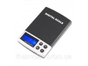 Весы цифровые DS-500 01g 500g с откидывающейся крышкой