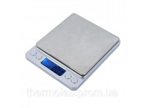 Весы цифровые DTS-2000 2000г01г с функцией счета и съемной крышкой
