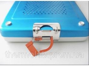 Пломбы безопасности автоклавируемые одноразовые для контейнеров стерилизации ORJNAL MEDKAL Турция