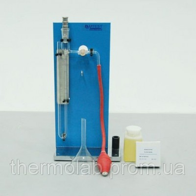 Аппарат Блейна для определения воздухопроницаемости цемента UTCM-0040
