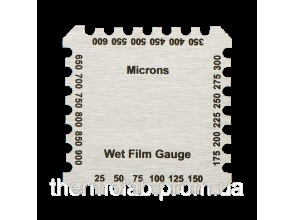 Гребенка для измерения толщины мокрого слоя ЛКП W3001