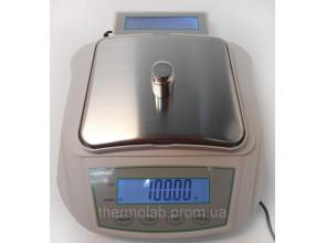 Весы лабораторные 2000001 г c двумя дисплеями