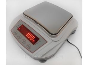 Весы лабораторные 1000001 г