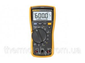 Мультиметр Fluke 117 с бесконтактным индикатором напряжения